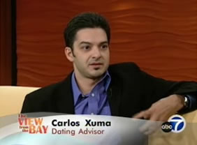 dating advice for men carlos xuma